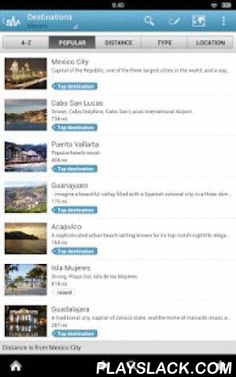 Mexico Travel Guide By Triposo  Android App - playslack.com , A complete guide to Mexico that works offline.Features:- Mexico In Depth: the background info that you need to have before you go.- A country map highlighting all the cities and national parks.- Complete city guides for the most important destinations, such as Mexico City, Guadalajara, Cancun, Monterrey and more with sights, restaurants, things to do and a city map.- Mini guides for less important destinations.- Phrasebooks for…