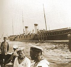 Standart, the Yacht of Czar and his family