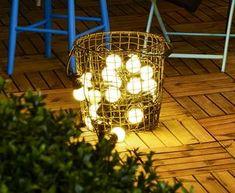 LED-valoketju Deco