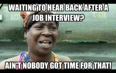 5 Things to do after a Job Interview