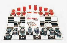 chess shots | ... of our high quality shotglass chess shot glasses along with a premium