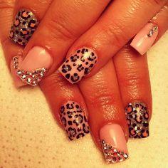 ♥♥ cute nail design!!