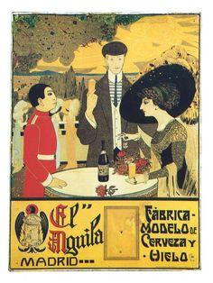 Recuerda conmigo: Publicidad 1. 40 carteles Retro Advertising, Advertising Signs, Vintage Advertisements, Vintage Ads, Vintage Images, Vintage Designs, Mini Bonsai, Belle Epoque, Good Old