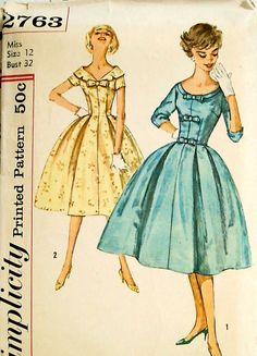 Simplicity 2763 (1958/59)