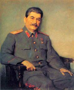 V. Oreshnikov. Iosif Stalin