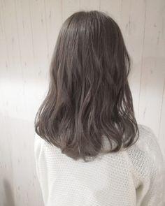 Hair Lights, Light Hair, Cool Brown Hair, Short Brown Hair, Brown Hair Colors, Balayage Asian Hair, Ashy Hair, Gorgeous Hair Color, Grunge Hair