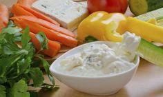 Sýrový dip ke grilování
