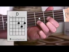 Totally fantastic online guitar course. The guy is a genius. Do the whole course. Justin's Completely Free, Beginners Guitar Course Lesson BC-111. This is Stage 1 - Lesson 1. In this lesson we are going to be checking out the D chord, possibly your very first chord. :) Find the related course notes on the following link: http://justinguitar.com/en/BC-111-D-chord.php The Justinguitar Beginners Guitar Course, a series of ove...