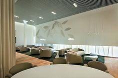 VIP-зал в аэропорту имени Шарля де Голля