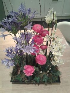 Vegetative arrangements final