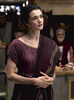 Rachel Weisz as Hypatia of Alexandria in Agora (2009).