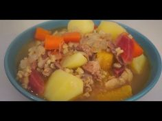 Beef & Barley Soup Recipe - Slow Cook Broth Inc Making Beef Stock