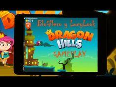 Dragon Hills Gameplay en Español   Juego GRATIS para iPad   BloGllero y LucyLook   - YouTube