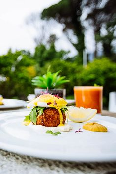 Fancy a scotch egg? You will find them done to perfection at Kensington Place in Cape Town. YUM. Timbuktu Travel