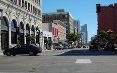 Downtown San Diego, San Diego, California