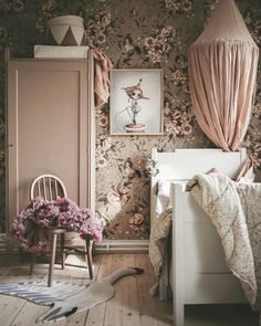 Baby Bedroom, Girls Bedroom, Bedroom Decor, Fairytale Room, Fairytale Home Decor, Bedroom Corner, Kids Room Design, Big Girl Rooms, Room Inspiration