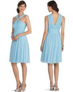 Genius Convertible Caspian Bridesmaid Dress