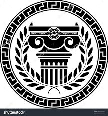 greek symbol ornament - Google Search