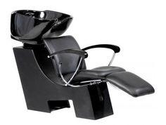Comair Waschanlage Wien Becken und Armlehnen schwarz - günstig bei Friseurzubehör24.de // Sie interessieren sich für dieses Produkt