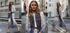 Olivia Palermo's Style Blog and Website.