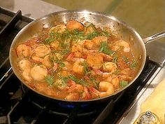 Making this tomorrow night...hope it tastes as good as it looks. Shrimp & scallops, can't go wrong I guess!