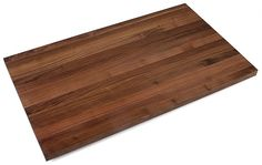 John Boos Ultra-Premium American Black Walnut Counter Tops | seattleluxe.com