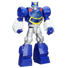 Playskool Transformers Rescue Bots Chase the PoliceBot Figure * You can find out more details at the link of the image.Note:It is affiliate link to Amazon.