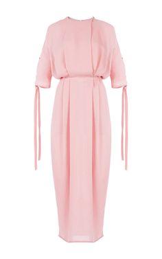 Nina Silk Jacquard Dress by EMILIA WICKSTEAD Now Available on Moda Operandi