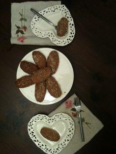 Melomakarona (Orange Spiced Honey Cookies) Greek Honey Cookies: