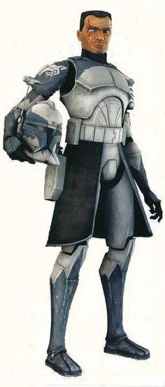 Commander Wollfe