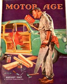How to fix a woody! 1947