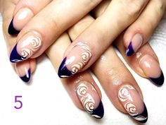 7 Best Nail Art Express Step By Step Images On Pinterest Art