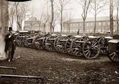 Union Artillery park