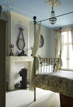 romantic rustic bedrooms | Romantic/Vintage/Rustic Bedroom! | For the Home