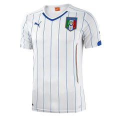 Official Puma Italy World Cup 2014 Away Jersey