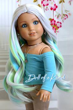 """18/"""" American Girl Doll Accessory Breakfast 11pcs BIN"""