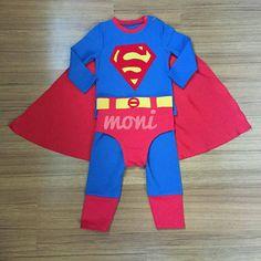 Superman Costume by monikids on Etsy