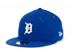 Detroit Tigers New Era MLB C-Dub 59FIFTY Cap db1359e398