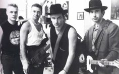 U2 ~ Sun Studios, Memphis, early 1997