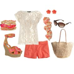 think spring, created by juliern02.polyvore.com
