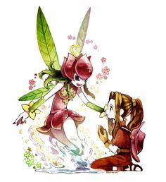 Lillymon (Digimon) | Fandom | Pinterest | Digimon, Anime and ...