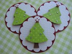 Christmas Tree Embellishments by alexandria