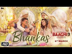Bhankas Lyrics in Hindi from movie Baaghi 3 sung by Bappi Lahiri, Dev Negi, Jonita Gandhi.Bhankas Song is written by Shabbir Ahmed,music by Tanishk Bagchi. Bollywood Cinema, Bollywood Songs, Bollywood News, Bollywood Fashion, Movie Titles, Movie Songs, 3 Movie, Tamil Movies, Hindi Movies