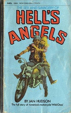 'They live on Ton-up motorcycles-screaming across the roads of America,leaving behind a trail of drunken brawls,sexual assaults,destruction and terror (lucky bastards) Now considered a true classic by Jan Hudson,re print Feb Biker Movies, Scary Snakes, English Library, Harley Davidson Art, Vintage Biker, Hells Angels, E Mc2, Horror Comics, Movie Poster Art