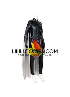 Marvel Xmen 3 Last Stand Storm Cosplay Costume