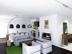 projekty nowoczesnych domów jednorodzinnych - Szukaj w Google