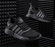 The adidas Color BOOST Pack launches September featuring NMD in triple black  and solar red and the newest member of the family – c34a4ed8a