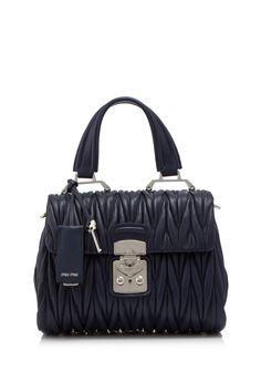 MIU MIU Matelasse Handbag   REEBONZ THAILAND saved by #ShoppingIS