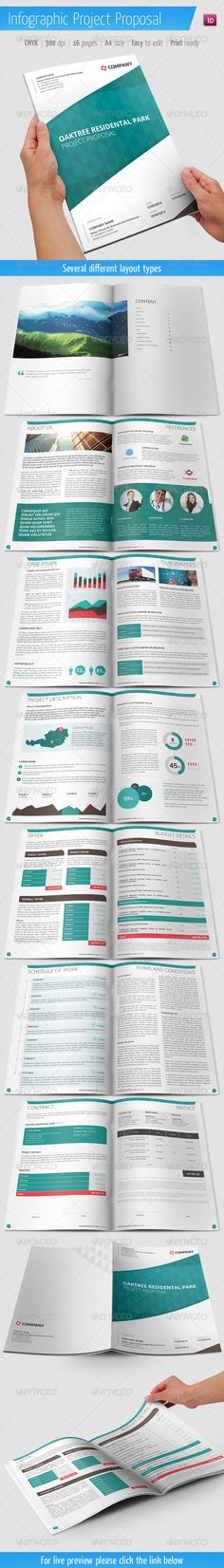 Project & Business Proposal Template | Download: Http