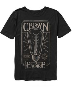 Crown The Empire (Lightbulb) T-Shirt